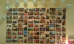 Finally got around to creating a cute photo wall of everything that happened in 2013!