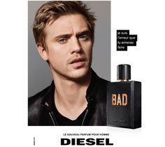 Échantillon Gratuit Parfum BAD Pour Homme de Diesel !