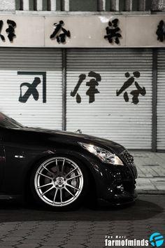 Farm Of Minds: Reader's car: Yuu's Infiniti G37 Sedan