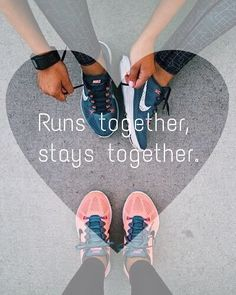 Image result for running couple quotes