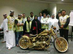21kg gold masterpiece, U.E.A
