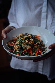 Salade façon bobun / Frichti x Megandcook - Meg&cook