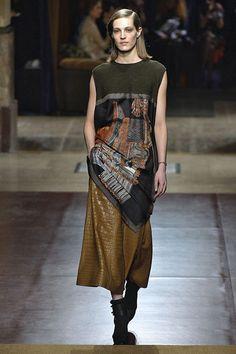 Hermès Colección Otoño-Invierno 2.014/15 Tendencia - Folk