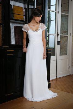 Saphir - Moi la parisienne branchée - Robes de Mariées Paris Elsa Gary