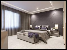 30 exciting luxurious bedrooms ideas for extraordinary place to sleep cool Shocking Info About Exciting Luxurious Bedrooms Ideas for Extraordinary Place to Sleep Unveiled Beds now are widely offered. Although taken for grante. Modern Luxury Bedroom, Contemporary Bedroom, Luxurious Bedrooms, Modern Bedroom Design, Master Bedroom Design, Interior Design Living Room, Hotel Inspired Bedroom, Bedroom Apartment, Bedroom Decor