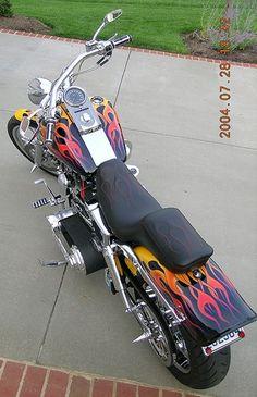1999 Dyna Wide Glide