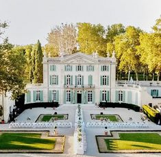 Corporate Event Planner, Wedding Ceremony, France, Paris, Mansions, Elegant, House Styles, Home Decor, Classy