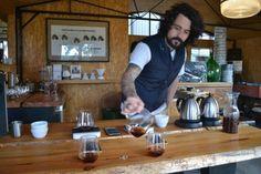 Dawn Patrol Coffee Roasters, single origin coffee, Kangarilla, McLaren Vale, coffee, coffee tasting, coffee beans