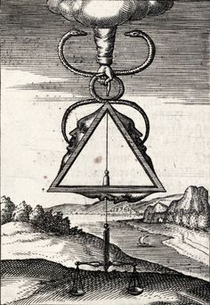 The Missive: from Emblemata Nova by Andreas Friedrichen 1617