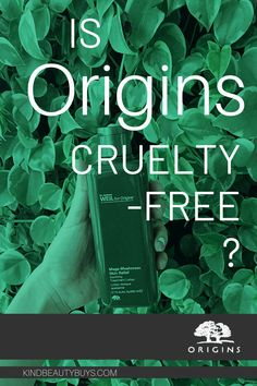 What is Origins' animal testing policy? Do they sell their products in stores in China? And if they aren't cruelty-free, then find out the best cruelty-free dupes for Origins' products! Click the link to find out... Animal Testing, Estee Lauder, Dupes, Origins, Natural Skin Care, Cruelty Free, Lotion, How To Find Out, China