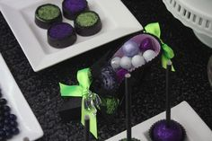 Maleficent Birthday Party Ideas | Photo 7 of 56 | Catch My Party