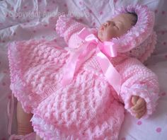Angies Angels patterns - exclusive designer knitting and crochet patterns for your precious baby or reborn dolls, handmade, handknitted, baby clothes, reborn doll clothes