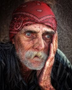 Mike, obdachlos