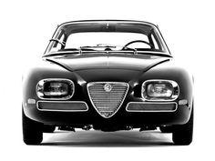 Zagato Alfa Romeo 2600 SZ