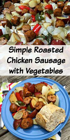 Roasted Chicken Saus
