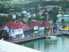 st. john's, Antigua WI