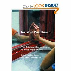 Invisible Punishment: The Collateral Consequences of Mass Imprisonment by Meda Chesney-Lind. $18.95. Edition - First Edition. Publication: October 1, 2003. Publisher: New Press, The; First Edition edition (October 1, 2003)