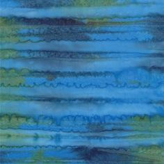 Sun Drenched Batiks - Tranquil Waters (Sky)