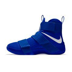 innovative design b412b e13b7 Nike Zoom LeBron Soldier 10 iD Erkek Basketbol Ayakkabısı