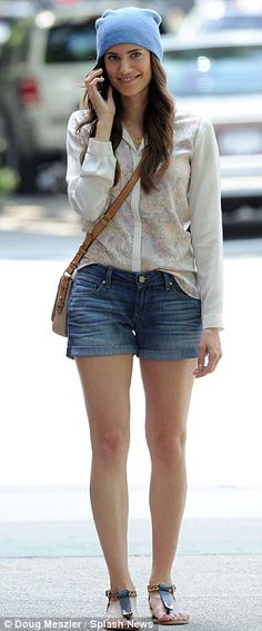 Summer #streetstyle | Allison Williams