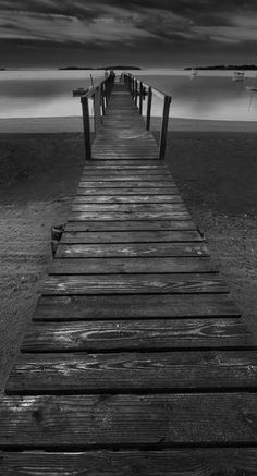 """aesthetic photography """"Early Morning Black and White Print"""" by Dapixara Art Black And White Picture Wall, Black And White Beach, Black And White Wallpaper, Black And White Pictures, Gray Aesthetic, Black Aesthetic Wallpaper, Black And White Aesthetic, Aesthetic Grunge, Aesthetic Vintage"""