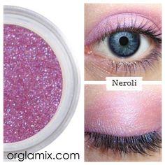 Neroli Eyeshadow from Cruelty Free Cosmetics Best Eyeshadow, Mineral Eyeshadow, Cream Eyeshadow, Natural Eyeshadow, Purple Eyeshadow, Mineral Cosmetics, Cosmetics Vegan, Makeup Cosmetics, Gifts