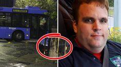 """Busschaufförens larm: """"Vet aldrig när det ska smälla""""."""