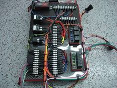 Image result for custom automotive wiring | Auto ...