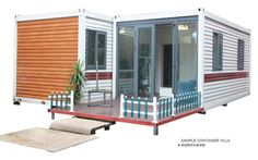 Container house/Prefabricated house is the building system which hits against a fashion trend once again,can ne moved to various regions anytime and anywhere and bring about more convenient and comfortable life to people. Sandwich panels plays a vital role in these kinds of prefabricated houses for reducing sounds, heat etc.