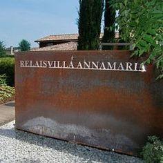 Vista esterna Villa Annamaria Relais