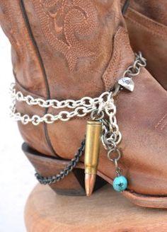 Boot Bracelet~