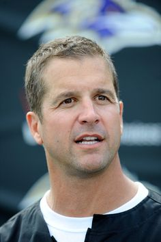 Raven's Head Coach, John Harbaugh