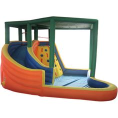 inflatable bouncer with slide (inflatable jumper,inflatable castle) $800~$3400