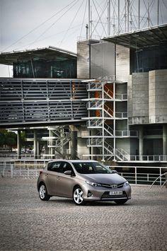 Toyota Auris - 2013 www. Toyota Auris, Portugal, Car, Vehicles, Design, Automobile, Autos, Cars