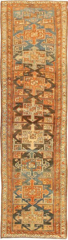 Antique Kurdish Persian Rugs #42932  http://nazmiyalantiquerugs.com/antique-rugs/kurdish/