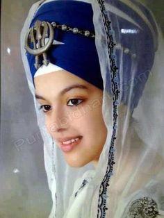 Sikhs Girl