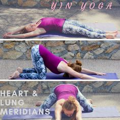 Late summer is the perfect time to focus on the heart and lung meridians. Throughout the summer most people end up depleting energy. However, this can drain the body and cause imbalances. This Yin Yoga sequence: Heart and Lung Meridians is a perfect way to start to restore the balance.