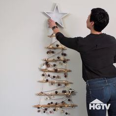 From tabletops to wall decor, Christmas trees are taking over. And we love it! Sponsored by @target.
