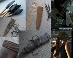 lara croft 2013 quiver - Google Search
