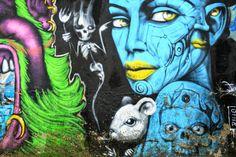 Graffitti & Real Estate - the new street art trend