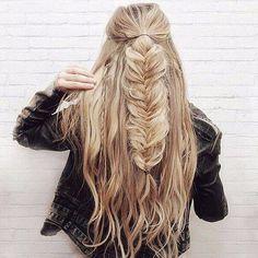 Fishtail braids