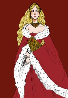 REDO: Cersei Lannister by Anthenora on DeviantArt Game Of Thrones Artwork, Game Of Thrones Books, Game Of Thrones Fans, George Rr Martin Books, Fire Book, Cersei Lannister, Fantasy Pictures, Drawing Projects, Fire And Ice