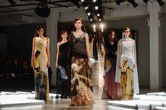 Rodarte Star Wars Collection- Fall 2014 Fashion Show