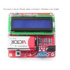 DIY Kit Capacity Tester LCD Multi Meter Inductor Capacitor ESR Inductance Resistor M328�Transistor Tester
