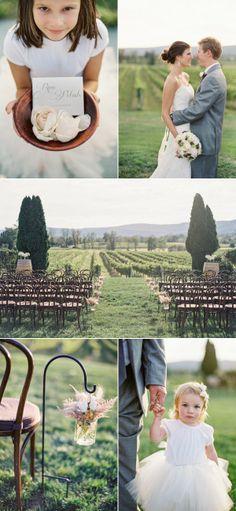 rginia neyard Wedding from cki Grafton Photography