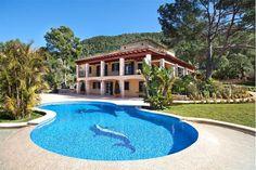 Extraordinary Property of the Day: Harmonious Mediterranean Villa in Mallorca, Spain
