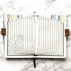 bullet journal ideas * bullet journal _ bullet journal ideas _ bullet journal layout _ bullet journal inspiration _ bullet journal doodles _ bullet journal weekly spread _ bullet journal how to start a _ bullet journal ideas layout Bullet Journal 2019, Bullet Journal Notebook, Bullet Journal School, Bullet Journal Spread, Bullet Journal Ideas Pages, Journal Pages, Books To Read Bullet Journal, Bullet Journal Bookshelf, Bullet Journal Tracking