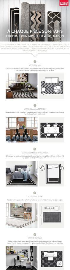 Comment ajuster son tapis à ses meubles? Voici 5 astuces faciles pour mettre en…