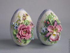 Пасхальные яйца своими руками.Окрашивание пасхальных яиц