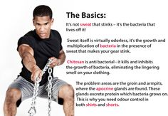 This is not your every day activewear, we bring something different to the table. We harness shells of crustaceans and infuse it in our activewear to make our products odor free. Check us out at www.strongbodyapparel.com Fitness Style, Gym Style, Mens Fitness, Fitness Fashion, Athletic Outfits, Activewear, Athlete, Shells, Health Fitness